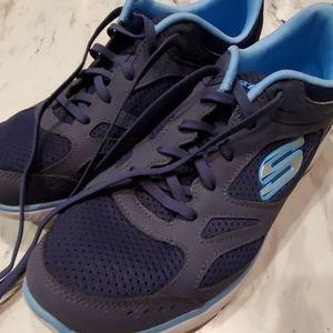 Skechers memory foam sneakers